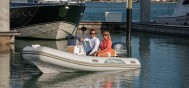 Capelli Rib boats are made of quality materials for long use over many years of service